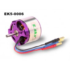 Brushless motor for helicopter 58g 3800KV  No:EK5-0006
