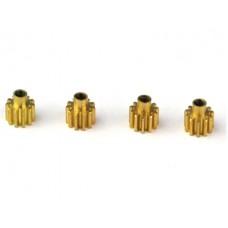 11 tooth gear for Belt-CP brushless motor(4pcs) No:EK1-0353