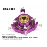 Metal Swashplate set No: EK5-0203