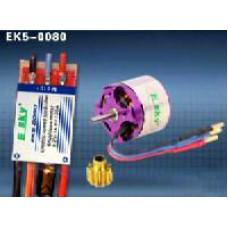 Brushless motor 3100KV +25A ESC FOR HONEY BEE KING No: EK5-0080