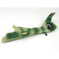 Rear fuselage(Military color) No: EK1-0592