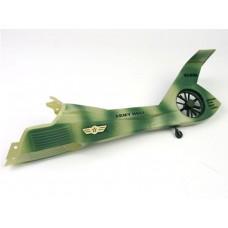 Rear fuselage(Military color) No: EK1-0592