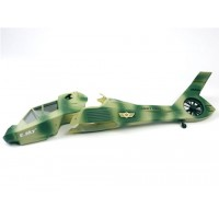 Fuselage set(Military color) No: EK1-0593
