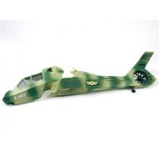 Fuselage set(Military color) No: EK1-0593