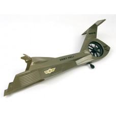 Rear fuselage( Dark green) No: EK1-0595