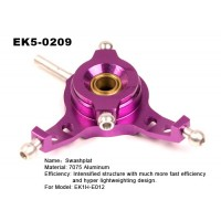 Metal swashplate set of lama No: EK5-0209