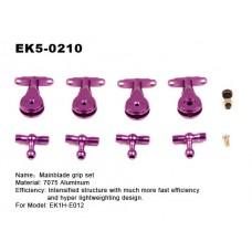Metal grip set of lama blade No: EK5-0210