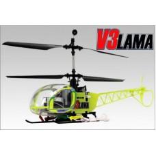 Esky Lama V3 Helicopter Kit RTF Freeshipping BY EMS