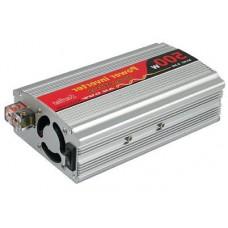 500W Car 12V DC to 220V AC Power Inverter Adapter + USB