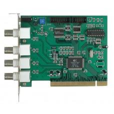 4 Channel 25/30 pfs Video DVR PCI Card