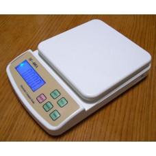 0.1 2000g 2kg GRAM DIGITAL WEIGHING Kitchen SCALE