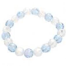 Sparkling Crystal Bracelet - Assorted (17.5cm Length)