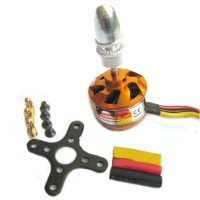DYS 2208 1100KV Multicopter Outrunner Brushless Motor 4-Pack