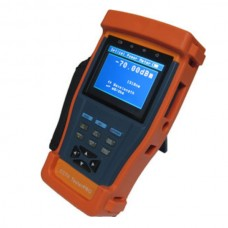 "STest-893 3.5"" inch LCD Monitor CCTV Security Test Tester Camera Video PTZ Audio UTP 12V"