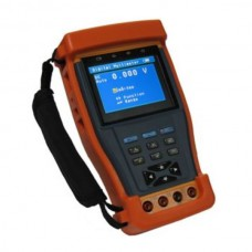"Stest-894 3.5"" inch LCD Monitor CCTV Security Tester Multimeter Camera Video PTZ Test 12V"