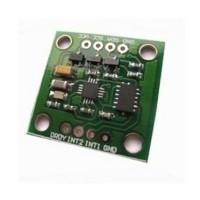 Triaxial Acceleration Module Electronic Compass Module HMC5883L +ADXL345 IIC Port