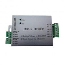 DMX512 Decoder CL-DMX512-3 LED Controller for RGB LED Strip