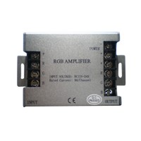 CL-C1206 RGB  LED Amplifier Signal Repeater DC5V/12V/24V