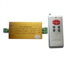 CL-C1201 LED Controller Color Temperature Controller DC 12V/24V 144W