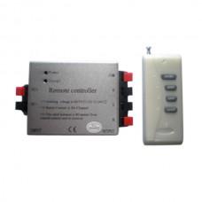 CL-C1207 4 Key RGB LED Controller for RGB Flexible LED Strip DC5V/12V/24V