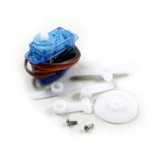 S0403 4.3g Plastic Micro Gear Servo Mini Size