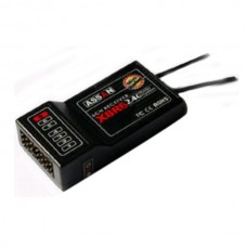X8 R6 6Ch 2.4GHz Receiver with Short Antenna for RC Model Aircraft / Plane