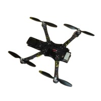 REPTILE MWC X-Mode 2mm Carbon Fiber Alien Multicopter 450mm Wheelbase Quadcopter Frame