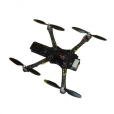 REPTILE MWC X-Mode 2mm Carbon Fiber Alien Multicopter 450mm Wheelbase Quadcopter Frame