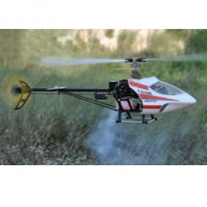 Blackhawk 500 Gas Powered Rc Helicopter 6 Channel