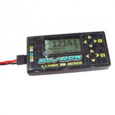 G.T. Power RC Motor Testing Expert KV / RPM Meter