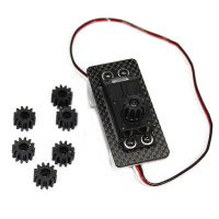 4pcs Plastic Servo Gear for Booy FPV Camera Mount PTZ