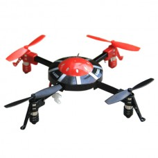 2.4G 4CH Mini RC Quadcopter 4-Axis 3D UFO Aircraft with Transmitter