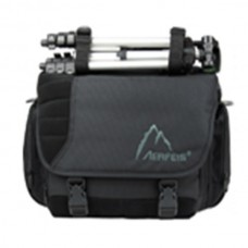 Aerfeis NB-4828 Professional Canvas DSLR Durable Camcorder Camera Carry Bag