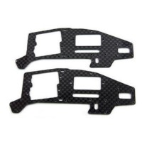 SKYA Carbon Fiber CF Upper Side Frame 250SL-118 for Align Helicopter