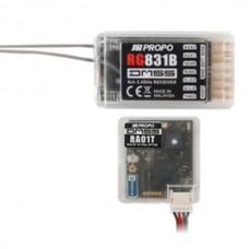 JR Propo RG831B 8CH Channel 2.4G DMSS Receiver
