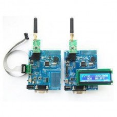 FLY4000 Wireless Development Board Based on MSP430 MSP430F149
