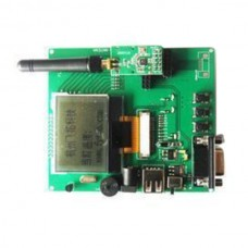Fly2000 Wireless Development Board nRF905 CC1100 Si4432 Wireless Evaluation Board Base on 51 System