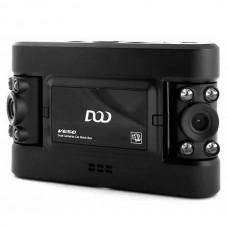 DOD V650 5MP Dual Lens 180 Degree Wide Angle Car DVR Camcorder IR LED Night Vision