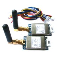 800m Long Distance Wireless RF Radio Frequency Module w/ RS232 Serial Port ISM Frequency
