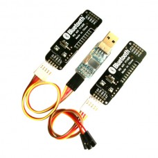 Wireless USB Communication Serial RS232 Telemetry Moduel Bluetooth Serial Port Module Set