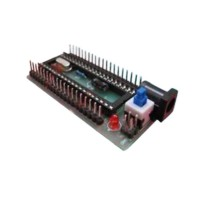51 Single Chip Mini System Development Board STC Mini System Development Board