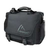 Aerfeis NB-4829 Professional Canvas DSLR Durable Camcorder Camera Carry Bag