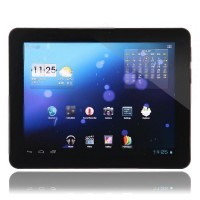 9.7 inch IPS Screen Android 4.0 Tablet with Dual Core Bluetooth Camera Rockchip 3066 CPU