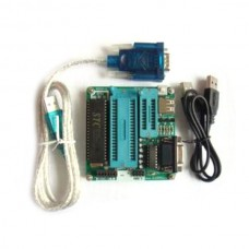 2 in 1 Ep51 AT89 STC MCU ATMEL CHIP Burner Programmer