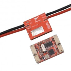 Skylark Trace OSD IV 10HZ GPS+Current Sensor+Update Cable Set for FPV System