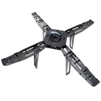 Famous-M450FPV Carbon Fiber Version Quad Multi-Rotor Copter Aircraft Wheelbase