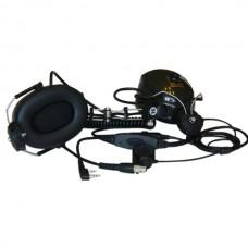 Noise Elimination Communication + 3M Sound Insulation Earmuff DIY Combo