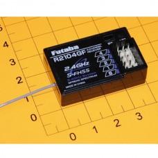 Futaba R2104GF 4-Channel 2.4GHz S-FHSS Receiver 2PL 3PL 4PL