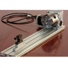 CNC Engraving Machine Fourth Axes Index Head Micro Mould Machine