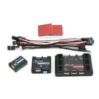XAircraft FC1212-P + AHRS-S V2 + Compass Flight Control Upgrade Combo
